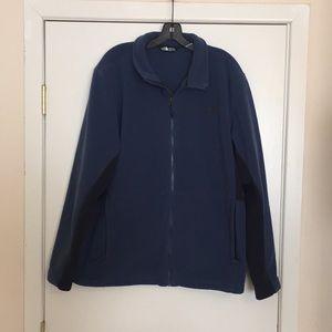 XL Men's North Face Fleece